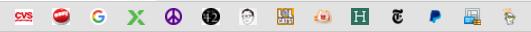 Vivaldi default bookmarks toolbar icon width